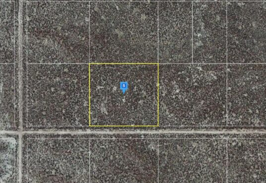 Beautiful 2.27 acres with Easy Road Access! Parcel #017-010-006